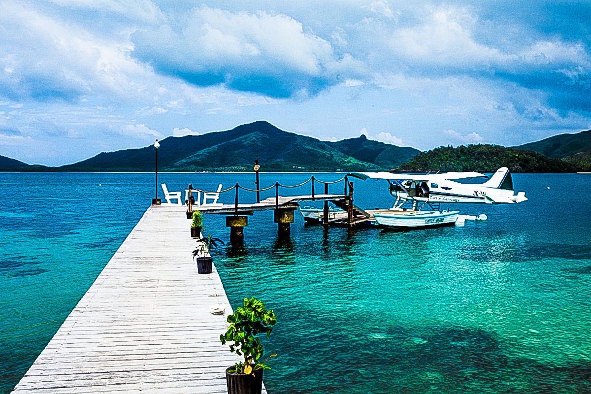 How To Get To Mana Island Resort From Nadi